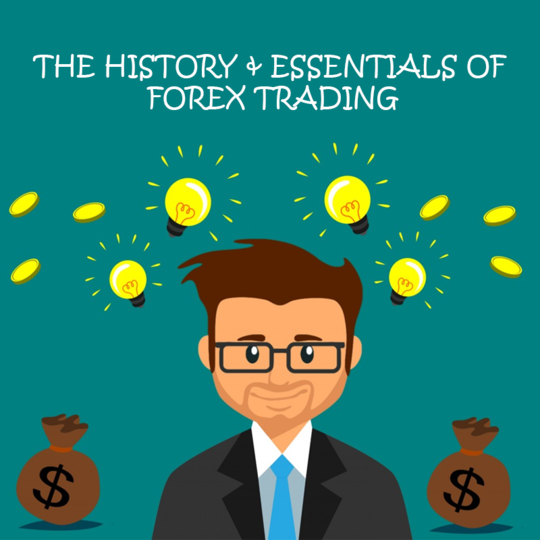 The History & Essentials of Forex Trading