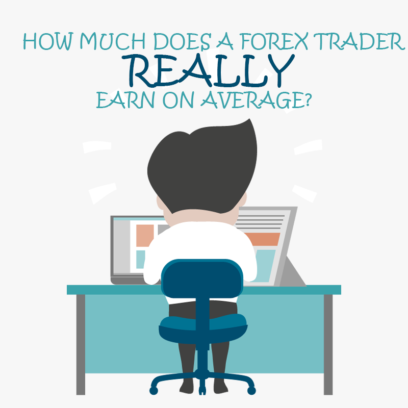 How much does a Forex trader REALLY earn on average?